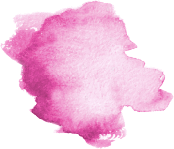pink watercolour splash for Black Country Women's Aid