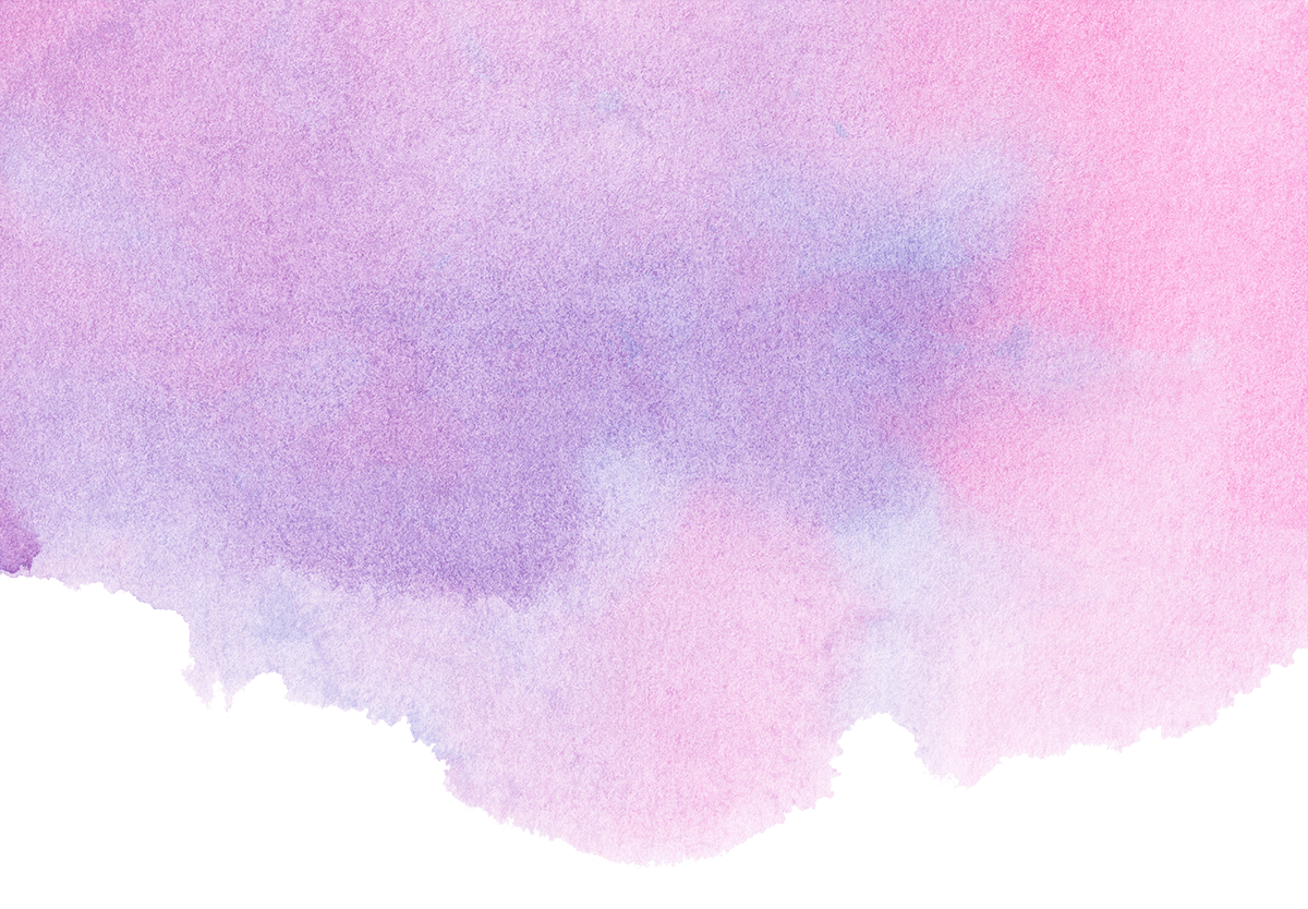 pink and purple watercolour background Black Country Women's Aid