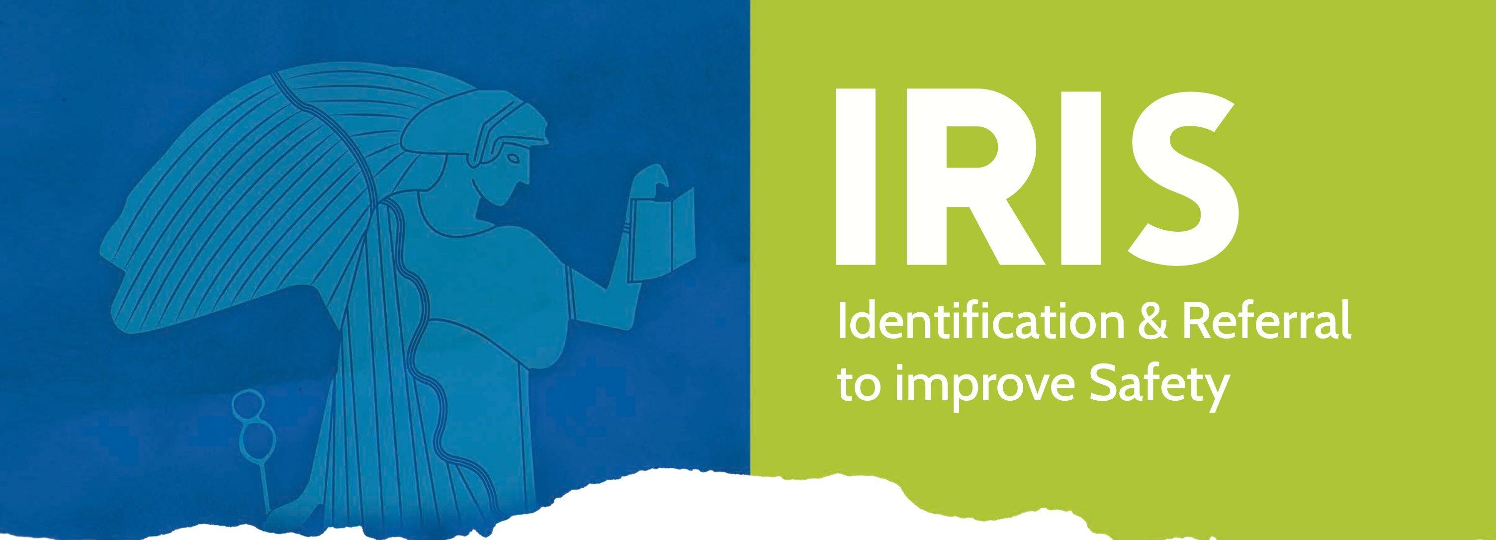 IRIS header wide