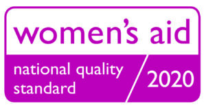Women's Aid National Quality Standard 2020 logo